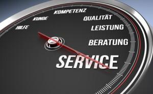 Service / Konzept